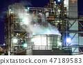 工廠 工廠夜景 京濱工業區 47189583
