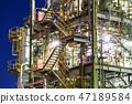 工廠 工廠夜景 京濱工業區 47189584