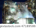 工廠 工廠夜景 京濱工業區 47189586