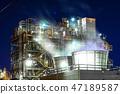工廠 工廠夜景 京濱工業區 47189587