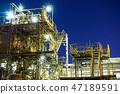 工廠 工廠夜景 京濱工業區 47189591