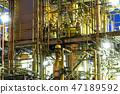 工廠 工廠夜景 京濱工業區 47189592