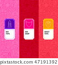 Line Sex Package Labels 47191392