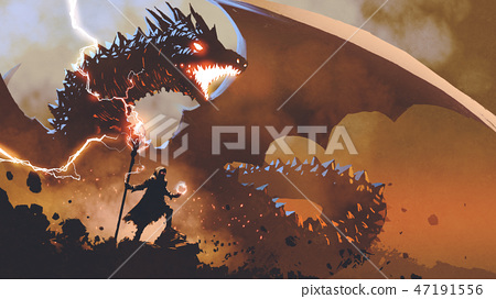 summoning the legendary dragon 47191556