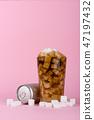 beverage, cup, food 47197432