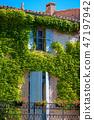 mediterranean, french, house 47197942