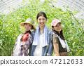 女性農業肖像 47212633