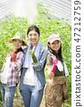 女性農業肖像 47212759