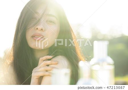 女性美的形象 47213087