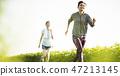 Women sportswear running 47213145