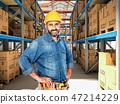 builder, warehouse, worker 47214229