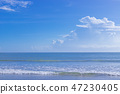 (가나가와 현 - 풍경) 材木座 해안의 풍경 4 47230405