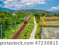 Taiwan Hualien Yuli Train Scenery Asia ทิวทัศน์ของไต้หวัน Hualien 47230815