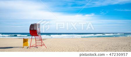 바다, 파도, 바람, 해변 47230957