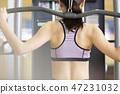여성 근련 트레이닝 스포츠 클럽 47231032