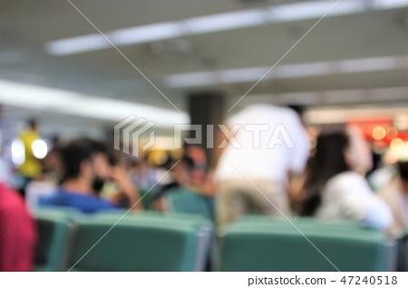 Airport lobby 47240518