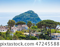 Small village Sant'Angelo on Ischia island, Italy 47245588