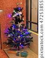 크리스마스 트리 47253855