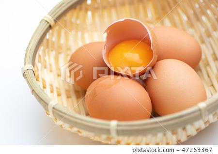 계란 노랑 割卵 47263367
