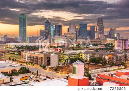 Dallas, Texas, USA 47266806