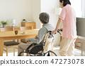 Care home helper 47273078