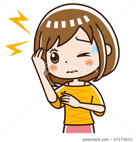 Headache women 47273615