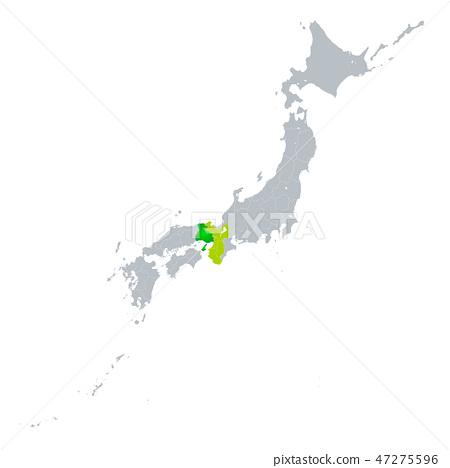 효고현지도 47275596