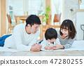 家庭住房智能手機 47280255