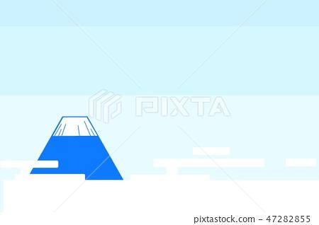 Fuji Illustration 47282855