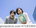 校園生活大學形象 47283960