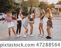 people, women, friends 47288564