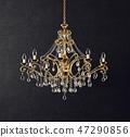 chandelier 47290856
