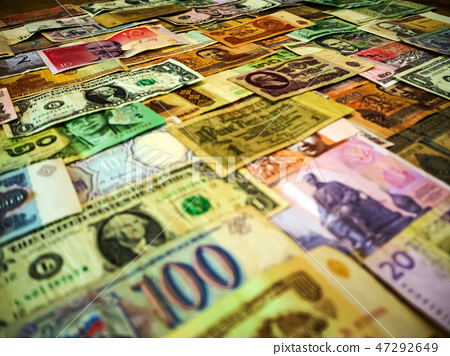 Background made of money banknotes 47292649