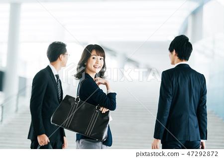 企業場面小姐 47292872