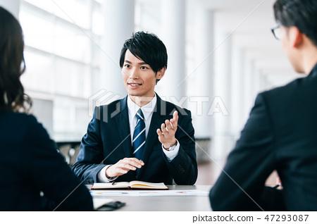 業務場景會議 47293087