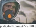 mask, people, man 47298883