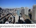 东京铁塔 东京塔 观光平台 47299395