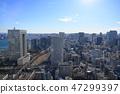 东京铁塔 东京塔 观光平台 47299397