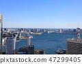 东京铁塔 东京塔 观光平台 47299405