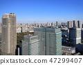 东京铁塔 东京塔 观光平台 47299407
