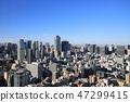 东京铁塔 东京塔 观光平台 47299415