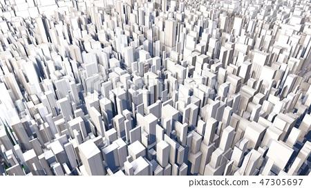 城市建築 47305697