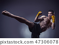 boxer, man, boxing 47306078