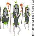 미야코 섬의 빤투 무형 문화 유산 47306252