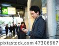 駅 站 火車站 47306967