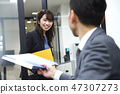 商業 商務 事業女性 47307273