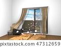 新生活形象的房间 47312659