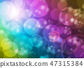 肥皂泡背景材料 47315384