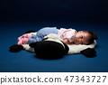 baby, girl, infant 47343727