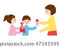 인물 소재 - 어머니의 날 이미지 (부모 1) 47345505